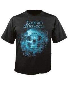 AVENGED SEVENFOLD - The Stage - Galaxy - T-Shirt