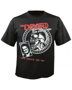 THE EXPLOITED - Lets Start a War - T-Shirt