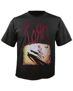 KORN - KoRn - Cover - T-Shirt