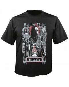 ROTTING CHRIST - Rituals by Rotting Christ - T-Shirt