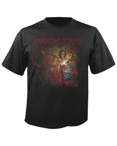 CANNIBAL CORPSE - Red before Black - T-Shirt