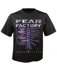 FEAR FACTORY - Demanufacture - T-Shirt