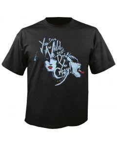 KISS - Crazy - T-Shirt