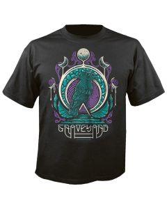 GRAVEYARD - Peace - Bird - T-Shirt