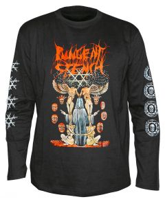 PUNGENT STENCH - Smut Kingdom - Langarm - Shirt / Longsleeve