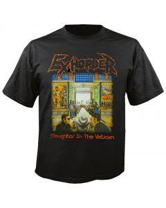 EXHORDER - Slaughter in the Vatican - T-Shirt