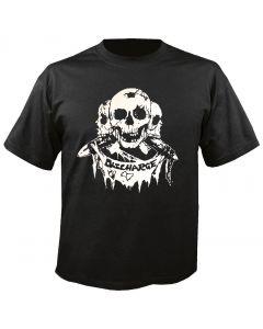 DISCHARGE - Skulls - T-Shirt