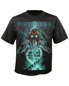 DISTURBED - Evolution - T-Shirt