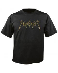 EMPEROR - Gold - Logo - T-Shirt