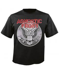 AGNOSTIC FRONT - Against All - T-Shirt