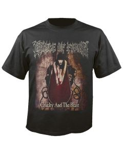 CRADLE OF FILTH - Cruelty and the Beast - T-Shirt