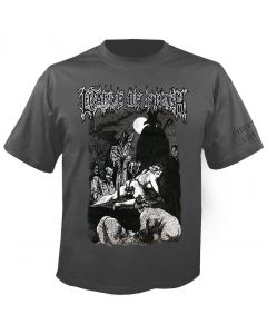 CRADLE OF FILTH - Black Mass - T-Shirt