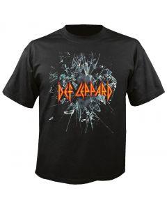DEF LEPPARD - Def Leppard - Cover - T-Shirt