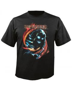 DISTURBED - Evolution - Swirl - T-Shirt