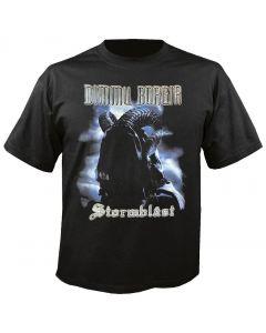 DIMMU BORGIR - Stormblast - Antikrist - T-Shirt