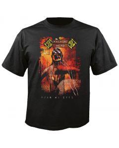 MACHINE HEAD - Burn my Eyes - Cover - T-Shirt