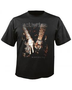 MACHINE HEAD - The More Things Change - Cover - T-Shirt