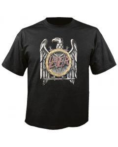 SLAYER - Eagle - Black Vintage - T-Shirt