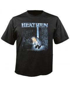 HEATHEN - Breaking the Silence - Cover - T-Shirt