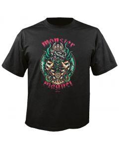 MONSTER MAGNET - Jungle Pharoah - T-Shirt