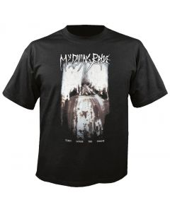 MY DYING BRIDE - Turn Loose The Swans - Cover - T-Shirt