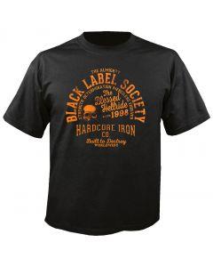 BLACK LABEL SOCIETY - Hardcore Iron - T-Shirt