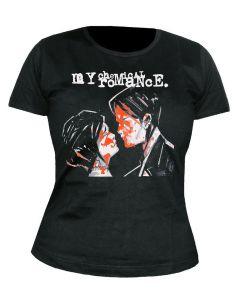 MY CHEMICAL ROMANCE - Three Cheers - GIRLIE - Shirt