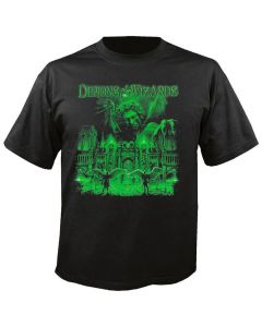 DEMONS & WIZARDS - III - Cover - T-Shirt