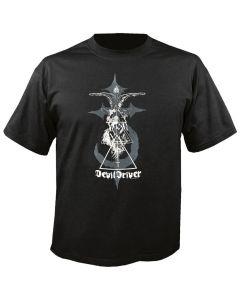 DEVILDRIVER - Baphomet - T-Shirt
