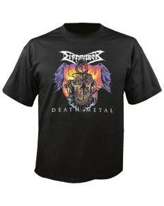 DISMEMBER - Cover - Death Metal - T-Shirt