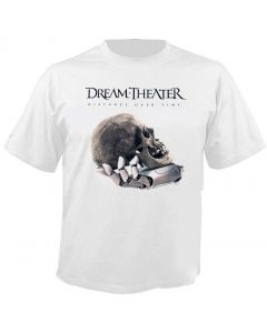 DREAM THEATER - Cover - Distance over Time - White - T-Shirt