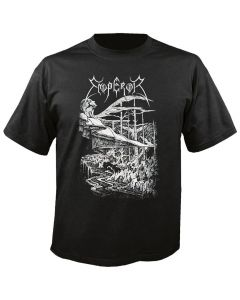EMPEROR - Alsvartr - Black - T-Shirt