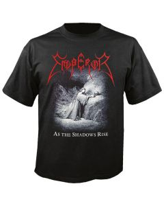 EMPEROR - Cover - As the Shadows Rise - T-Shirt