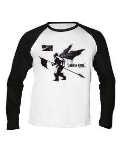 LINKIN PARK - Street Soldier - Baseball - Langarm - Shirt / Longsleeve