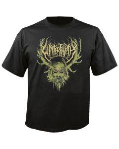 WINTERFYLLETH - The Reckoning Dawn - The Green Man - T-Shirt