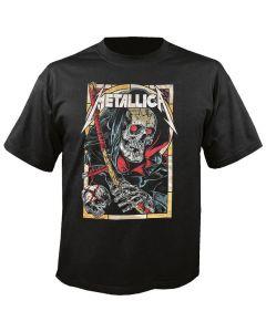 METALLICA - Skull Death Reaper - T-Shirt