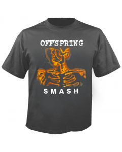 THE OFFSPRING - Smash Cover - Charcoal - T-Shirt