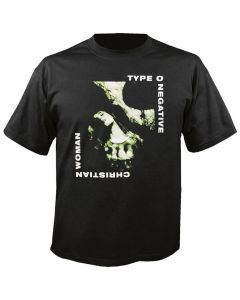 TYPE O NEGATIVE - Cover - Christian Woman - T-Shirt