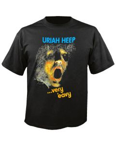 URIAH HEEP - Very Eavy Very Umble - Cover - T-Shirt