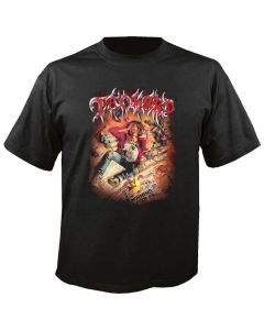 TANKARD - The Morning After - T-Shirt