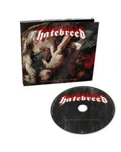 HATEBREED - The Divinity of Purpose - CD-DIGI
