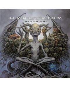 HYPOCRISY - End of disclosure - CD