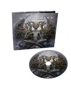 HYPOCRISY - End of disclosure - CD-DIGI