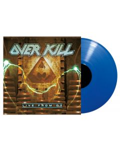 "OVERKILL - Live from Oz - 10"" MLP (Blue)"