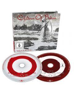 CHILDREN OF BODOM - Halo of Blood - CD-DIGI plus DVD