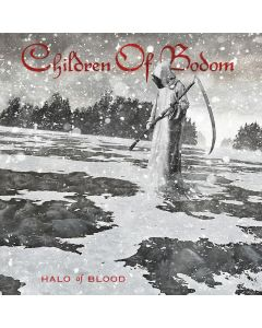 CHILDREN OF BODOM - Halo of Blood - LP (Black)