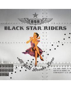 BLACK STAR RIDERS - All hell breaks loose - 2LP (Black)