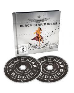 BLACK STAR RIDERS - All hell breaks loose - CD-DIGI plus DVD