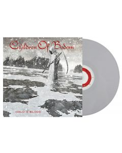 CHILDREN OF BODOM - Halo of Blood - LP (Grey)