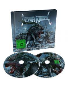 DEATH ANGEL - The Dream calls for Blood - CD - DIGI plus DVD